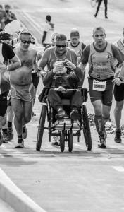 Podisti alla Maratona D'Annunziana 2015